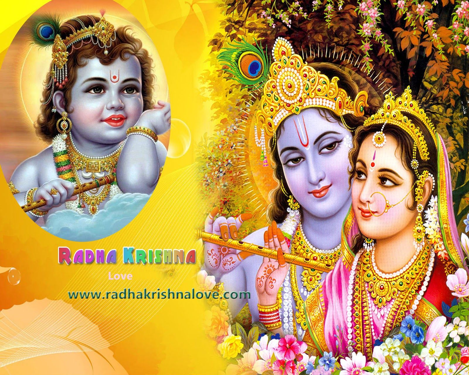 Radha Krishna Love HD at RadhaKrishnaLove