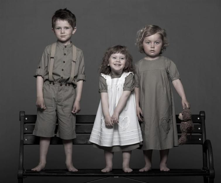 Optimist of Norway - nostalgic clothes for children