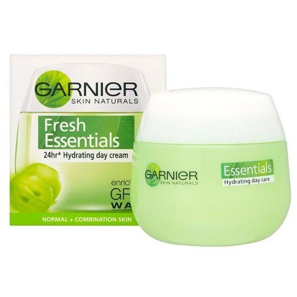 Garnier Skin Naturals Fresh 24h Day Cream 50ml Gel Face Moisturizer Natural Skin Skin Care