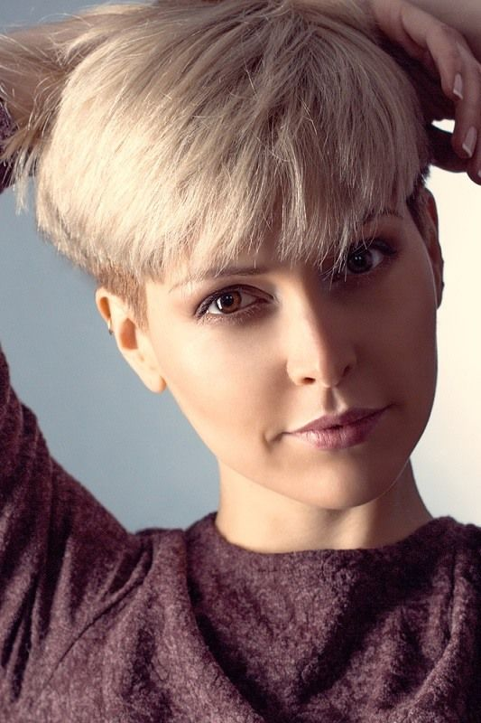 Image result for layered pixie | Short current hairstyles ...