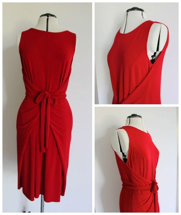 sew independantKielo Wrap Dress - Named patterns