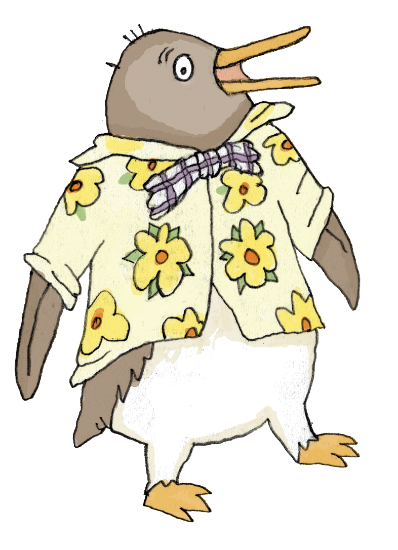 Tacky The Penguin Coloring Pages | Printable Coloring Pages ...