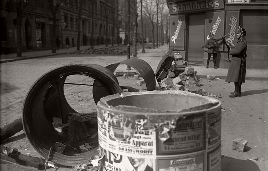 City Life of Berlin during the interwar period (1920s)