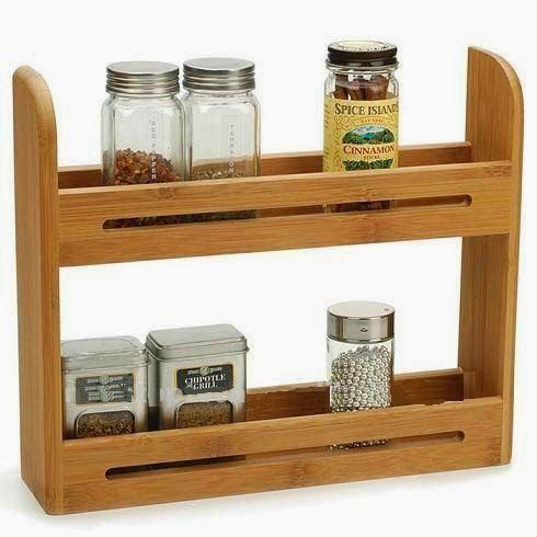 Carpinteria Artesanal EL MADERO: Especieros