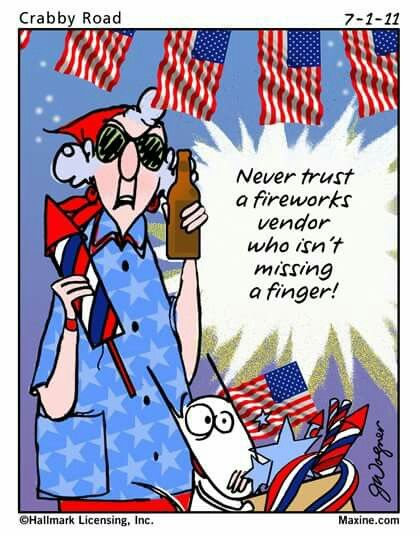 Maxine Fourth of july quotes, Fourth of july, Fourth of