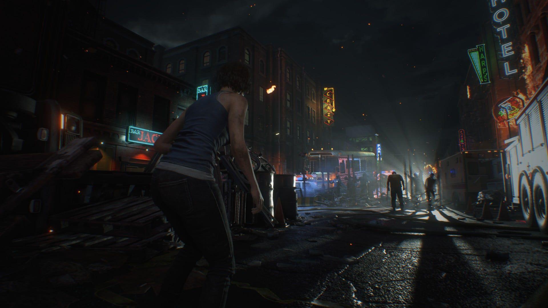 Resident Evil 3 Remake Resident Evil Video Games Video Game