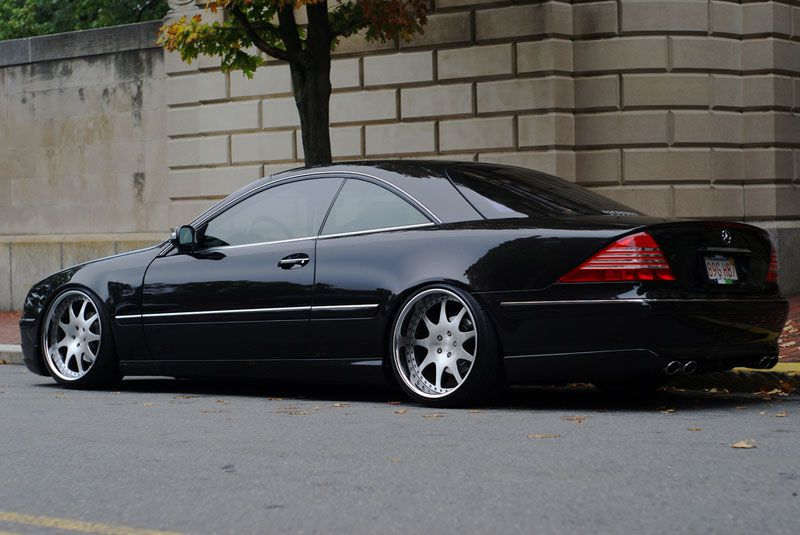 mercedes benz cl500 w215 on d2forged vs7 mercedes c215. Black Bedroom Furniture Sets. Home Design Ideas