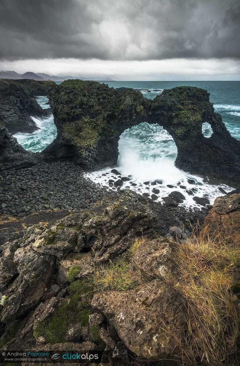 Arnarstapi Iceland #clickalps by Andrea Papaleo