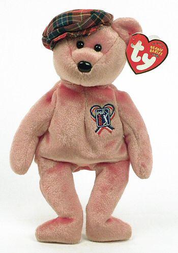 ChariTee - bear - Ty Beanie Babies  5b67ea2f42