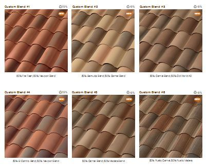 Inspiration Roofing Boral Usa Barcelona Spanish Blend Color Coated Spanish House Design Roof Tiles Roofing