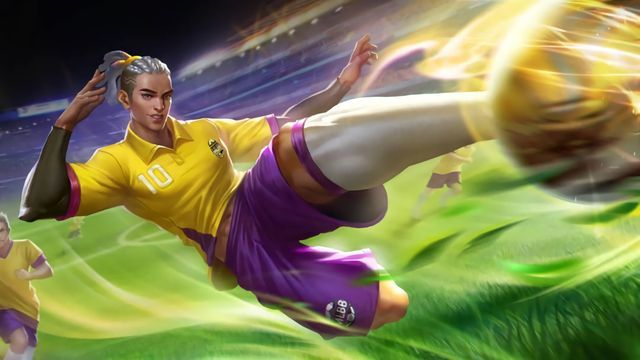 Pin By BroHouy TRB On Bruno Mobile Legends In 2020