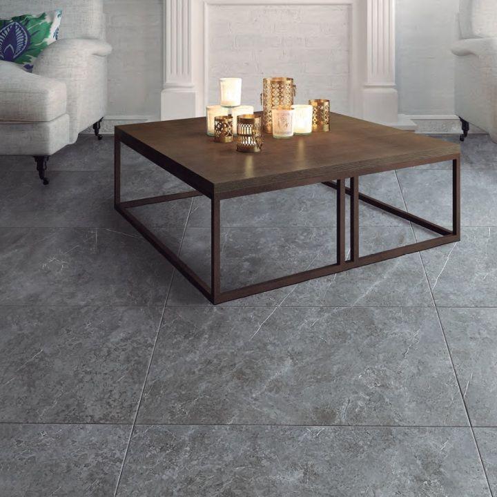 These Luxury Slate Grey Floor Tiles With A Lovely Matt Finish Will