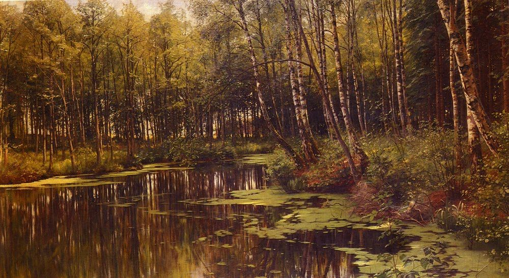 A+Woodland+Pond.jpg 1.000×547 piksel