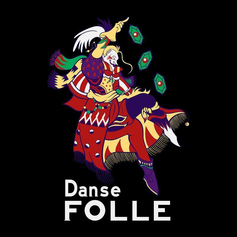 Danse Folle Kefka Palazzo Final Fantasy Vi Men S T Shirt