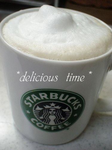 Home Cafe ☆ Caffe Latte