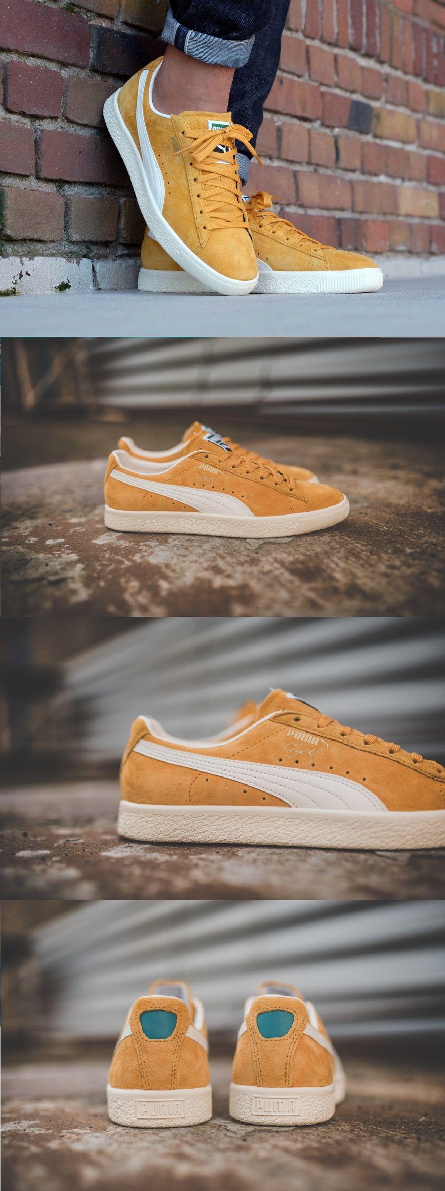 Puma Clyde Premium Core #ArtisanGold   Zapatos puma