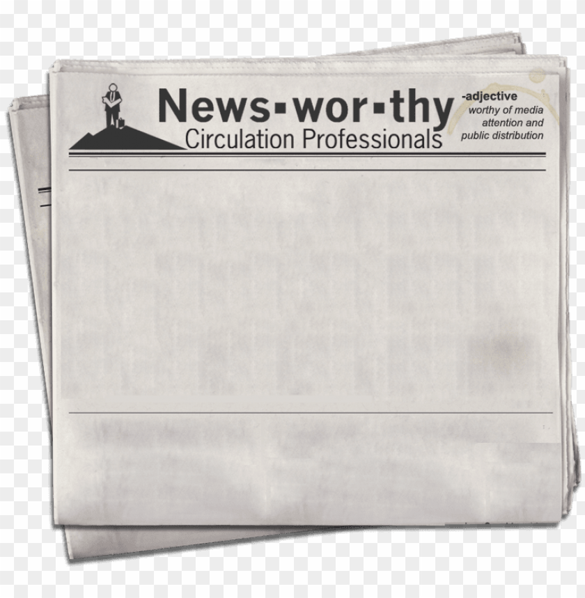 Aper Clipart Blank Paper Newspaper Headline Png Image With Transparent Background Png Free Png Images Clip Art Newspaper Headlines Paper