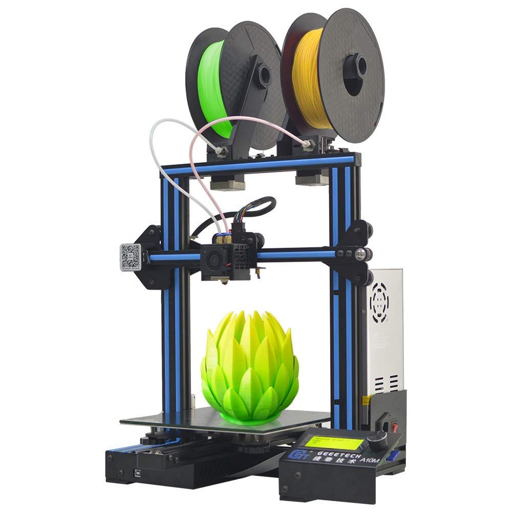 Drucke deine Designs 3DDrucker XYZ GEEETECH A10M