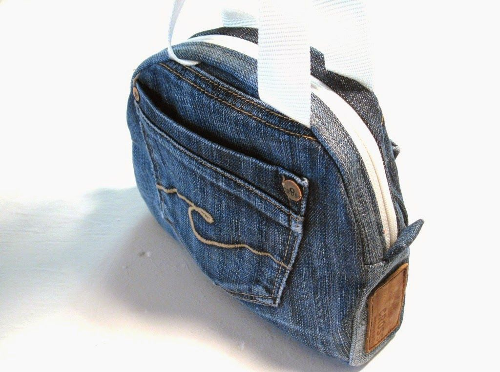 alte jeans wieder verwerten tasche n hen upcycling n hen recycle jeans jeans sewing. Black Bedroom Furniture Sets. Home Design Ideas