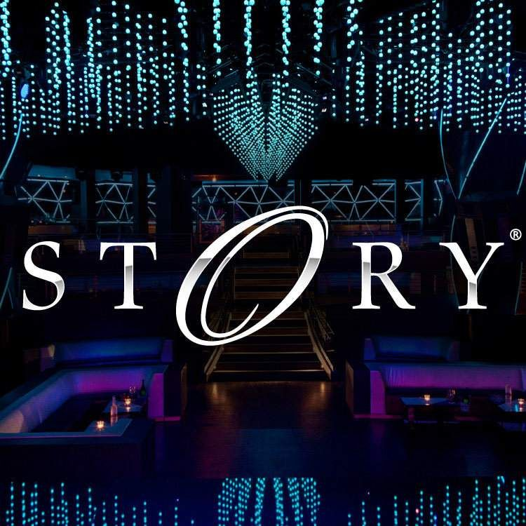 Story Nightclub Located In The Heart Of South Beach Florida