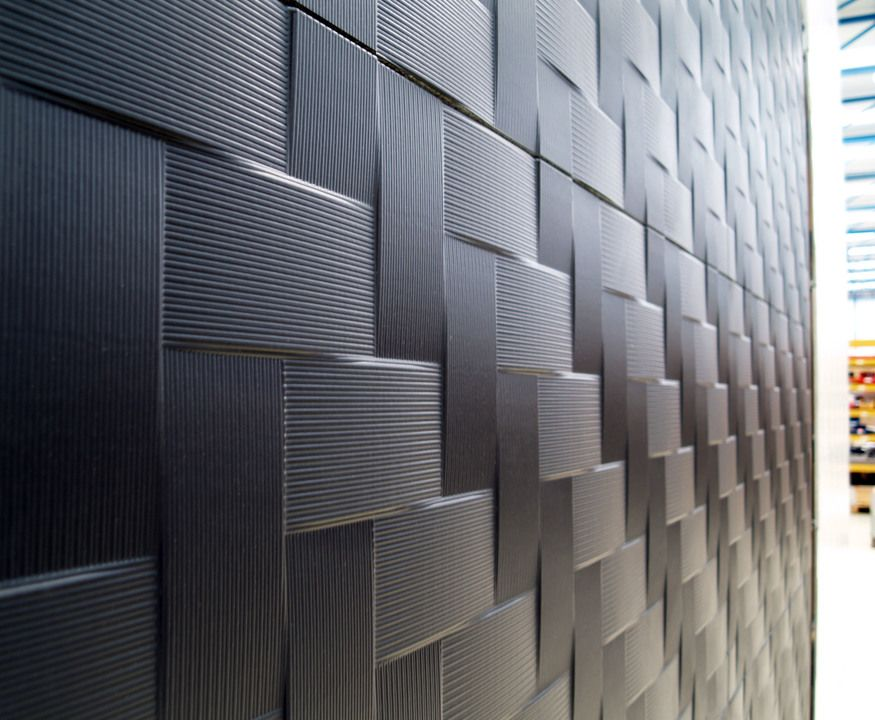 ULMA Architectural Solutions, Introduces Our New CUSTOMIZED CREAKTIVE  PANELS For Its Use As A Ventilade Facade System. These Creaktive Cusmomized  Panels Are ...