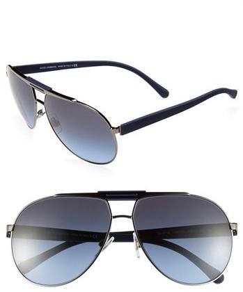 #Dolce&Gabbana            #Eyewear                  #Dolce&Gabbana #62mm #Classic #Aviator #Sunglasses  Dolce&Gabbana 62mm Classic Aviator Sunglasses                                 http://www.snaproduct.com/product.aspx?PID=5391264