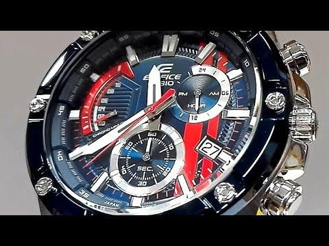 a6cb509c6a58 Casio Edifice EFR-559TRP-2A Red Bull Scuderia Toro Rosso Limited edition.