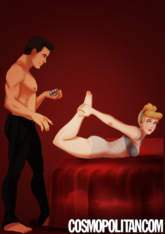 Fifty Shades of Disney
