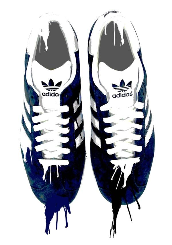 adidas bowling trainers