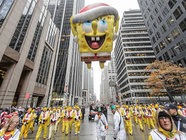 NYC events in November 2019 Macy's thanksgiving day