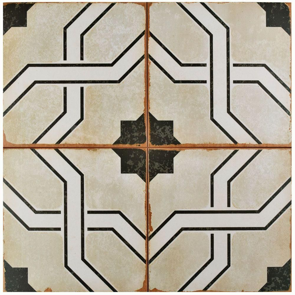Merola tile cordoba 17 58 in x 17 58 in ceramic floor and wall invoke a seductive touch and feel off your shower room or kitchen decor with this merola tile cordoba ceramic floor and wall tile dailygadgetfo Gallery