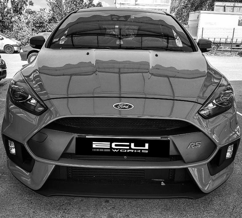 Terminamos La Semana Ford Focus Rs 25cv 68nm
