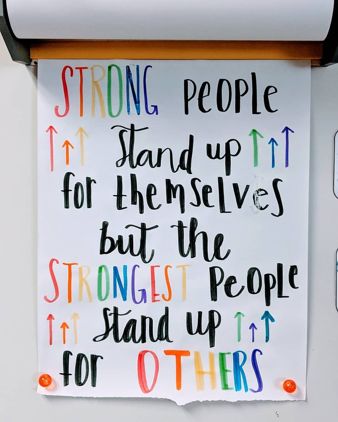 """Empathy Quotes For Kids : empathy, quotes, Megan, Douglas, Instagram:, """"My, Stand, Themselve…, Inspirational, Quotes, Students,, Kids,"""
