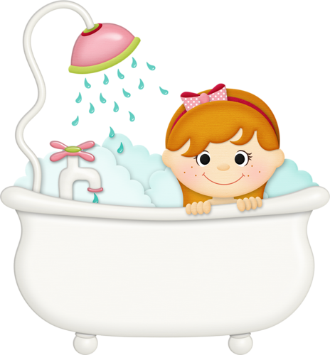 jss squeakyclean girl tub 2 png bath time pinterest tubs clip rh pinterest co uk bath clipart free bathtub clipart