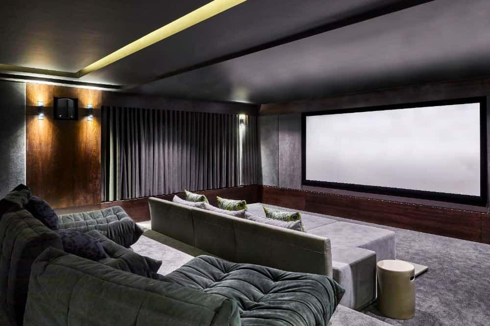 91 Home Theater Media Room Ideas Photos Home Theater Rooms Home Theater Design Media Room