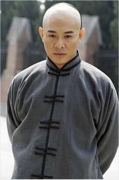 Kung Fu Movie Inspired Hemp and Linen Tai Chi Shirt for Men