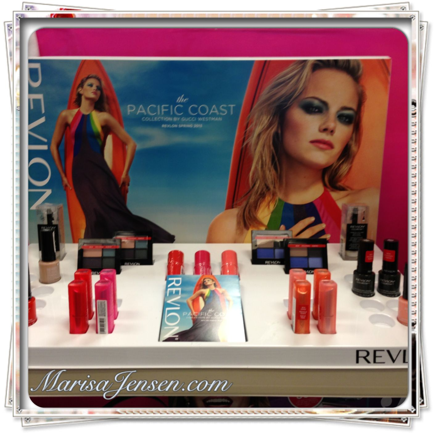 Revlon Pacific Coast Collection By Gucci Westman Pacific