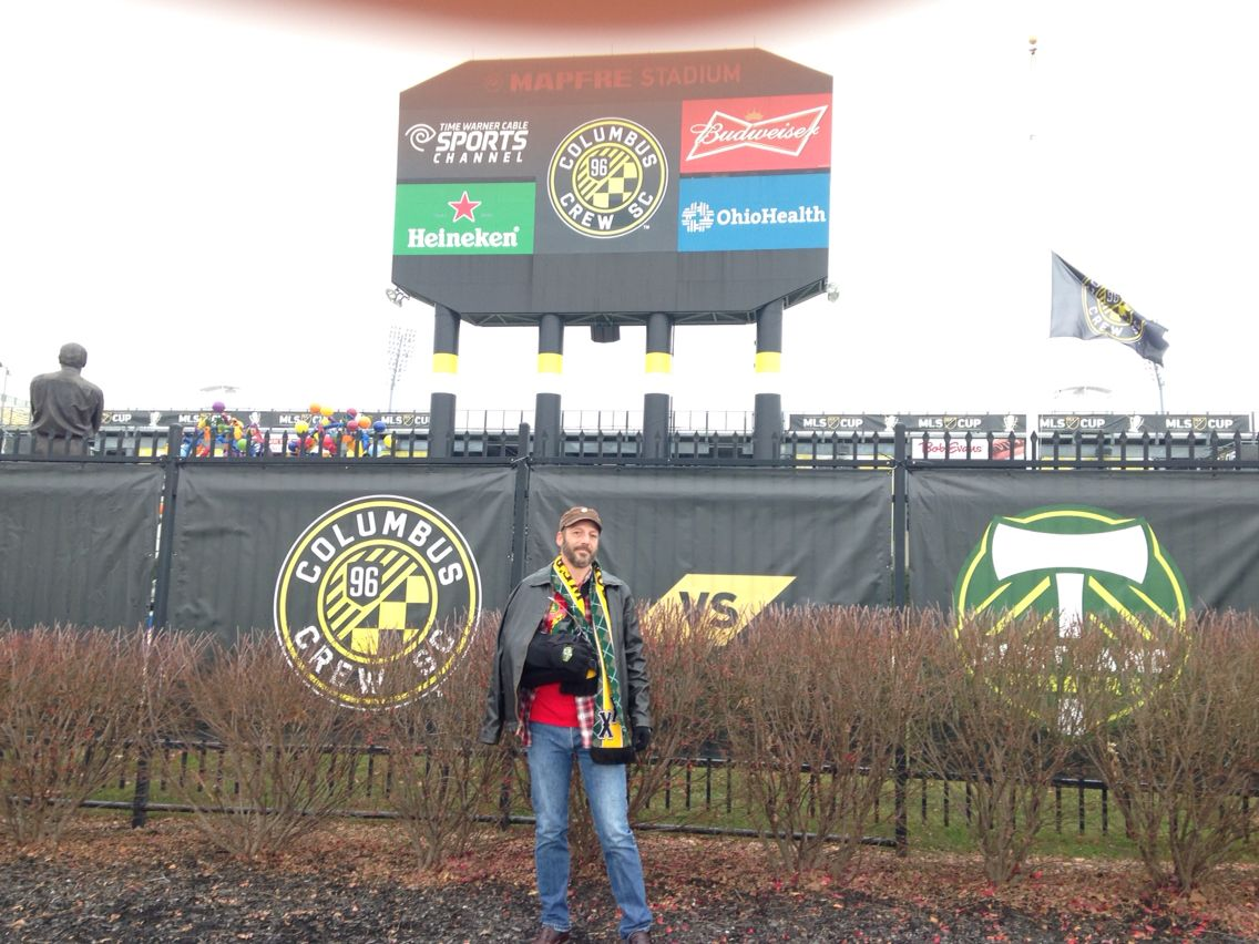 Columbus for the cup
