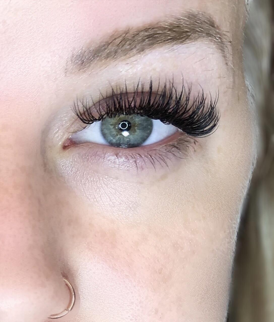 Classic Fill 50 Eye Lashes Extension Lash Fill Ideas