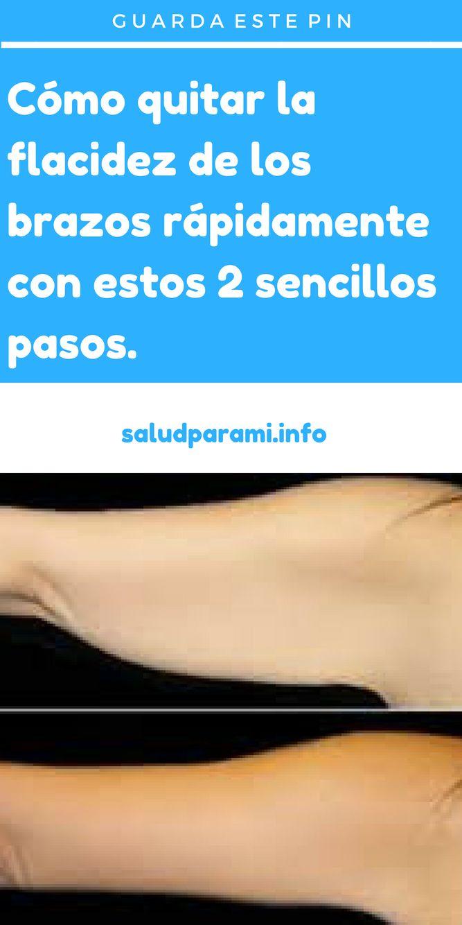 Celulitis y flacidez en brazos