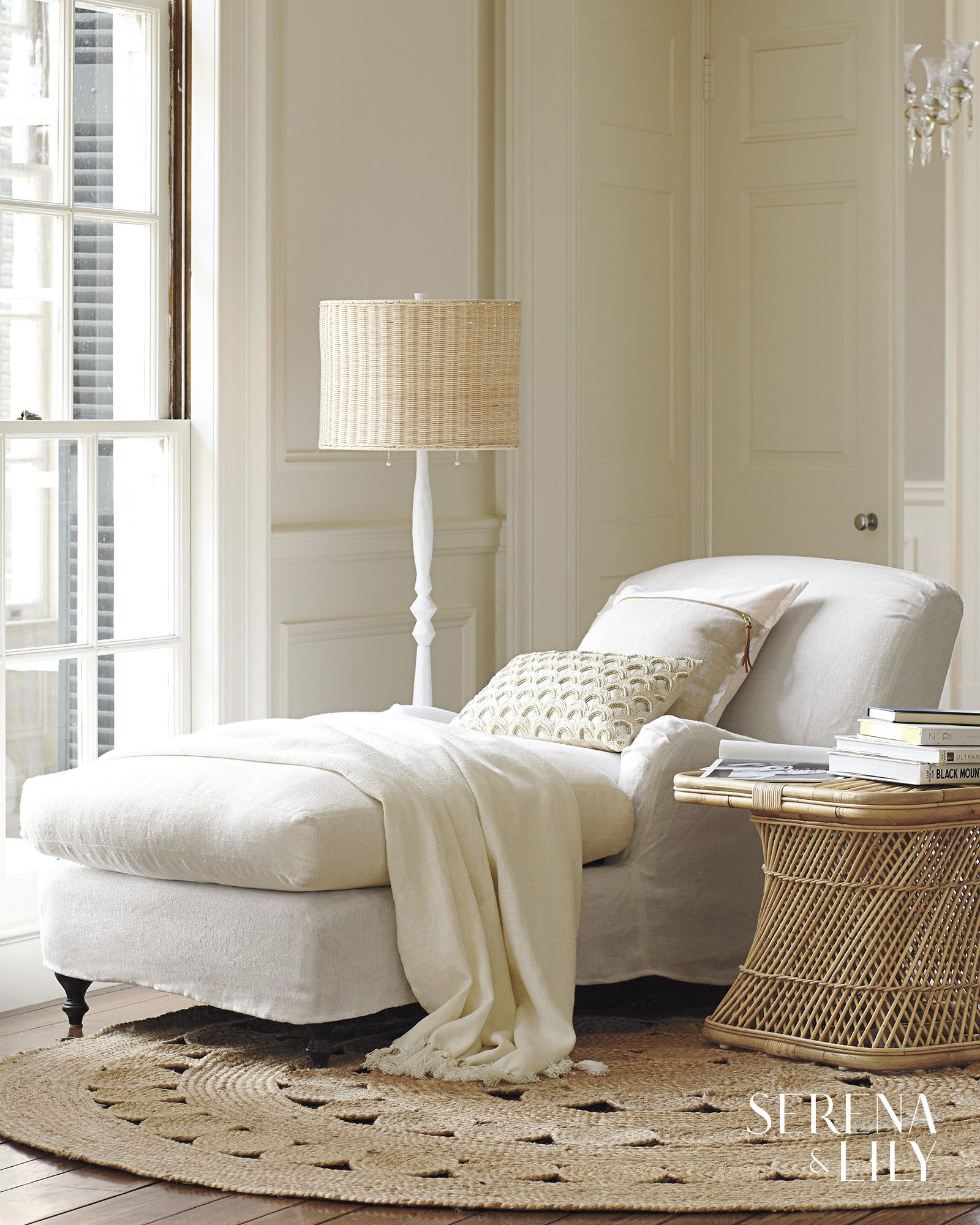 Handwoven In India From Pure Jute And Inspired By Scandinavian