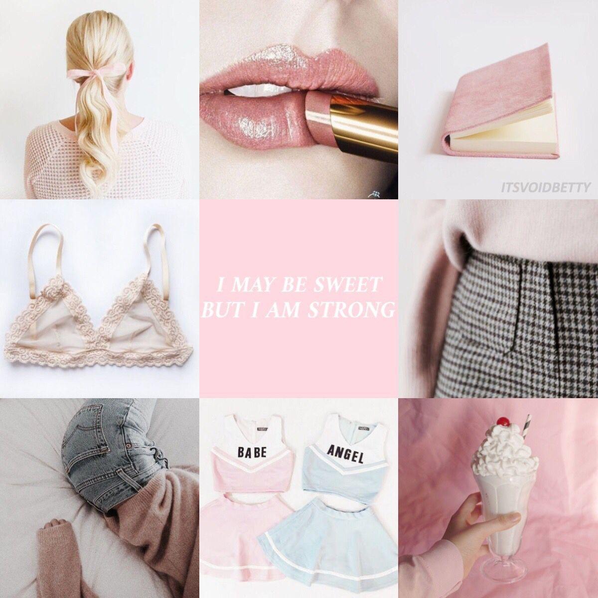 Betty Cooper Riverdale Bettycooper Aesthetic Pink White Betty Cooper Outfits Betty Cooper Aesthetic Betty Cooper