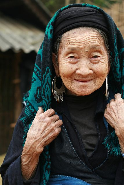 Beautiful old lady | Flickr - Photo Sharing!