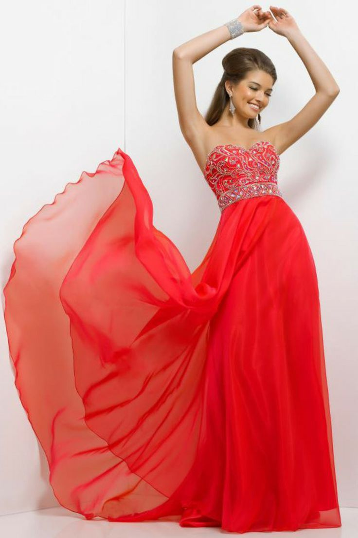 Red evening dress long only a diva can pull this off pinterest