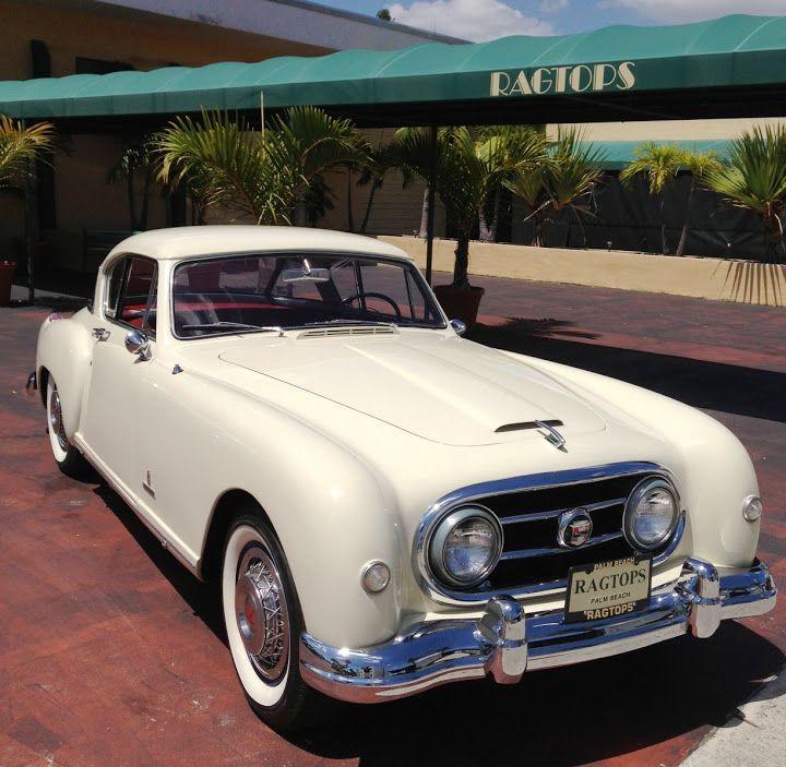 1954 Nash-Healey Maintenance/restoration of old/vintage vehicles ...