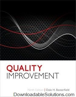 Quality improvement 9th edition dale h besterfield solutions manual quality improvement 9th edition dale h besterfield solutions manual download answer key test bank fandeluxe Images