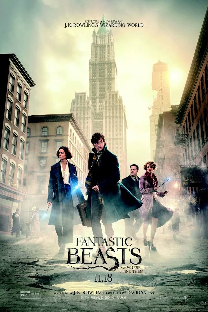 Fantastic Beasts and Where to Find Them (2016) Subtitrat ...