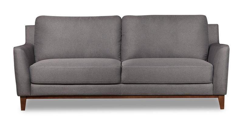 Outstanding Kamara Linen Look Sofa Grey In 2019 Front Grand Room Short Links Chair Design For Home Short Linksinfo