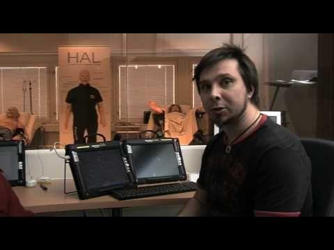 INNOPI-hankkeen simulaatio- ja virtuaaliympäristöt