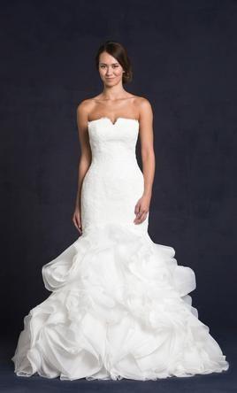 Lis Simon Grayson: buy this dress for a fraction of the salon price on PreOwnedWeddingDresses.com